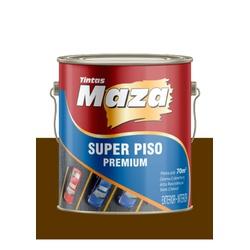 MAZA PISO MARROM 3,6L - Baratão das Tintas