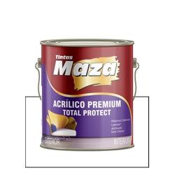 MAZA ACRÍLICO PREMIUM BRANCO 3,6L - Baratão das Tintas