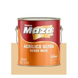 MAZA ACRÍLICO ULTRA BISCOITO DE LEITE 3,6L - Baratão das Tintas
