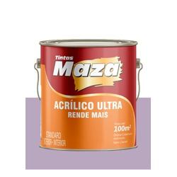 MAZA ACRÍLICO ULTRA LILÁS 3,6L - Baratão das Tintas