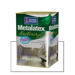 METALATEX BACTERCRYL BRANCO 18L - Baratão das Tintas