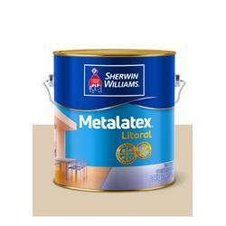 METALATEX LITORAL ACETINADO AREIA GENIPABU 3,6L - Baratão das Tintas
