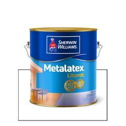 METALATEX LITORAL ACETINADO BRANCO 3,6L - Baratão das Tintas