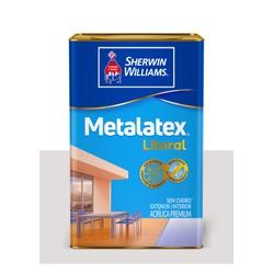 METALATEX LITORAL ACETINADO GELO 18L - Baratão das Tintas