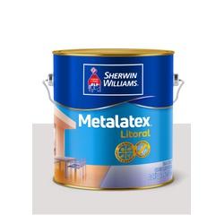 METALATEX LITORAL ACETINADO GELO 3,6L - Baratão das Tintas