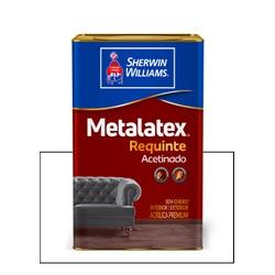 METALATEX REQUINTE ACETINADO BRANCO 18 - Baratão das Tintas