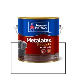 METALATEX REQUINTE ACETINADO BRANCO 3,6L - Baratão das Tintas