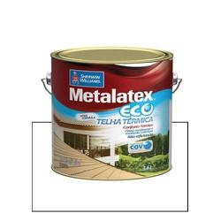 METALATEX RESINA ECO IMPERMEABILIZANTE BRANCO 3,6L - Baratão das Tintas