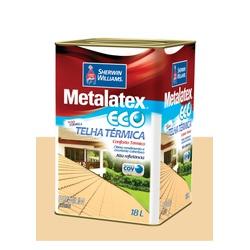 METALATEX RESINA ECO IMPERMEABILIZANTE CHAMPAGNE 1... - Baratão das Tintas