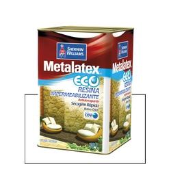 METALATEX RESINA ECO IMPERMEABILIZANTE INCOLOR 18L - Baratão das Tintas