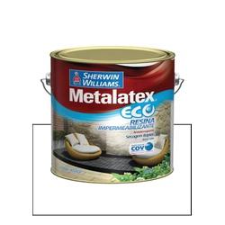 METALATEX RESINA ECO IMPERMEABILIZANTE INCOLOR 3,6 - Baratão das Tintas