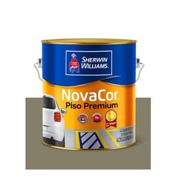 NOVACOR PISO MAIS RESISTENTE CONCRETO 3,6L - Baratão das Tintas