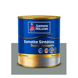 SHERWIN WILLIAMS ESMALTE SINTÉTICO SUPER SECAGEM C... - Baratão das Tintas