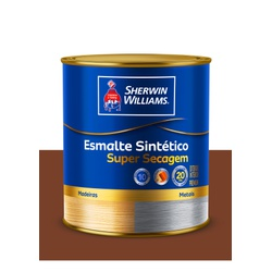 SHERWIN WILLIAMS ESMALTE SINTÉTICO SUPER SECAGEM T... - Baratão das Tintas