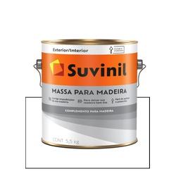 SUVINIL MASSA PARA MADEIRA 3,6 - Baratão das Tintas