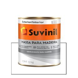 SUVINIL MASSA PARA MADEIRA 900ML - Baratão das Tintas