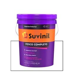 SUVINIL FOSCO COMPLETO BRANCO 20L - Baratão das Tintas