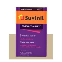SUVINIL ACRILICO FOSCO COMPLETO CAMURÇA 18L - Baratão das Tintas