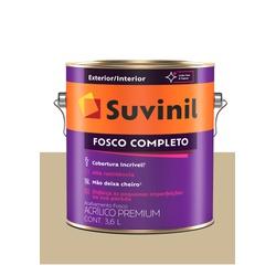 SUVINIL ACRILICO FOSCO COMPLETO CAMURÇA 3,6L - Baratão das Tintas