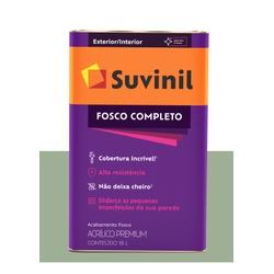 SUVINIL ACRILICO FOSCO COMPLETO CASHMARE 18L - Baratão das Tintas