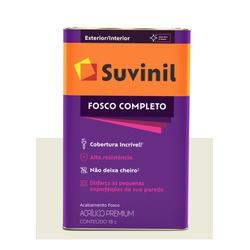 SUVINIL ACRILICO FOSCO COMPLETO ERVA DOCE 18L - Baratão das Tintas