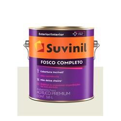 SUVINIL ACRILICO FOSCO COMPLETO ERVA DOCE 3,6L - Baratão das Tintas