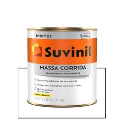 SUVINIL MASSA CORRIDA 1,4KG - Baratão das Tintas