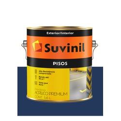 SUVINIL PISO AZUL 3,6L - Baratão das Tintas