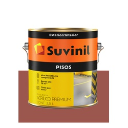 SUVINIL PISO CERÂMICA 3,6L - Baratão das Tintas
