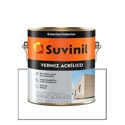 SUVINIL VERNIZ ACRÍLICO 3,6L - Baratão das Tintas