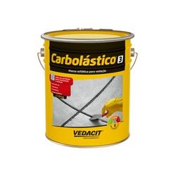 CARBOLÁSTICO Nº 3 VEDACIT 20KG - Baratão das Tintas