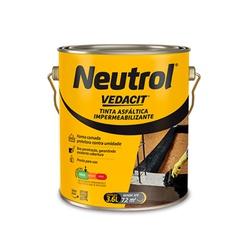 NEUTROL VEDACIT 3,6L - Baratão das Tintas