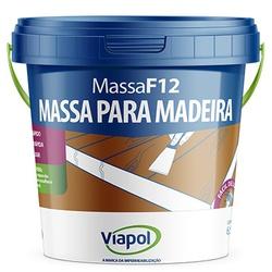 VIAPOL MASSA F12 CEREJEIRA 6,5KG - Baratão das Tintas