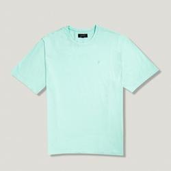 Camiseta Verde Água Comfort 100% Algodão - 7900024... - Basilio Brazilian Wear