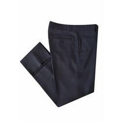 Calça Social Masculina Sim Comfort Azul - 79000370... - Basilio Since 1966