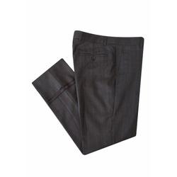 Calça Social Masculina Slim Comfort Cinza - 790003... - Basilio Brazilian Wear