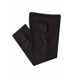 Calça Social Masculina Slim Comfort Preto - 790003... - Basilio Since 1966