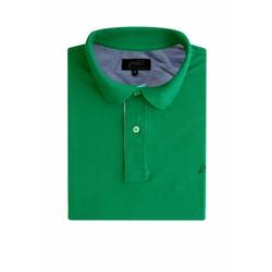 Camisa Polo Verde Bandeira Algodão - 790001902 - Basilio Brazilian Wear