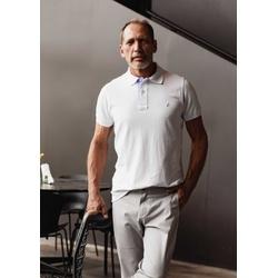 Camisa Polo Branca Algodão - 790001904 - Basilio Brazilian Wear