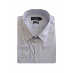 Camisa Social Quadriculada Pequeno Azul Slim 4528/... - Basilio Brazilian Wear