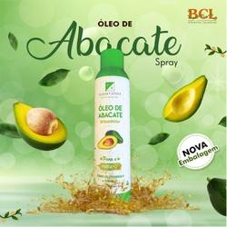 Óleo de Abacate Extravirgem Spray 200ml - 175006 - BCL ALIMENTOS