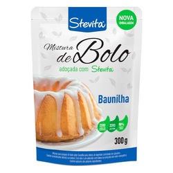 Mistura de Bolo Sabor Baunilha Stevita 300g - 1210... - BCL ALIMENTOS
