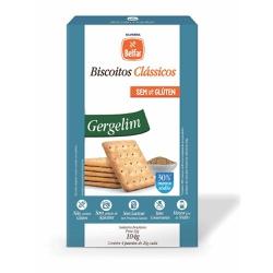 Biscoito Belfar Cracker Gergelim Sem Glúten 104g -... - BCL ALIMENTOS