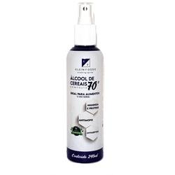 Álcool De Cereais Hidratado 70% Spray 240ml - 1750... - BCL ALIMENTOS