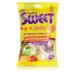 Bala Algas Sweet Jelly 200g - 104001 - BCL ALIMENTOS