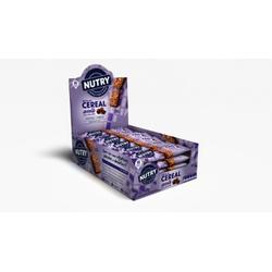 Barra De Cereais Nutry Avelã com Chocolate 24x22g ... - BCL ALIMENTOS