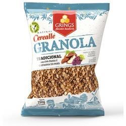 Cerealle Granola Tradicional 250g - 125160 - BCL ALIMENTOS