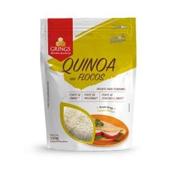 Quinoa em Flocos 150g Grings - 125050 - BCL ALIMENTOS