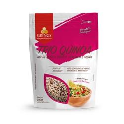 Trio Quinoa (mix De Quinoa Branca, Vermelha e Negr... - BCL ALIMENTOS