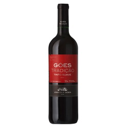 Vinho Góes Tinto Suave 750ml - Góes - BEBFESTA